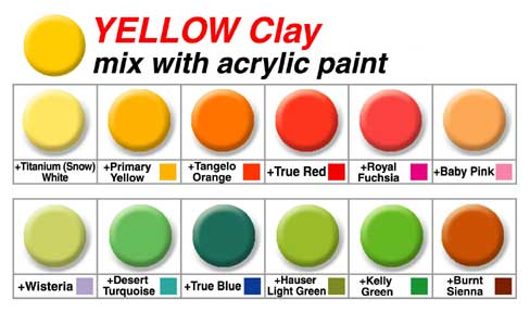 Primary Color Mix Chart Ibovnathandedecker